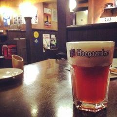 Photo taken at Irish Pub Stasiun 田町店 by Takao E. on 12/23/2014