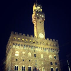 Photo taken at Piazza della Signoria by Martina B. on 7/27/2013