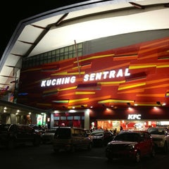 Photo taken at Kuching Sentral by AR M. on 3/10/2013