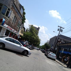 Photo taken at Thayer Street by Alana R. on 6/25/2013