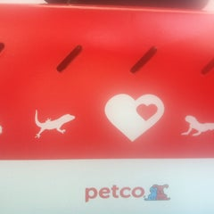 Photo taken at Petco by mSpRiSyFuSyBuns on 4/8/2013