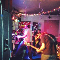 Photo taken at Under The Couch by Becky R. on 1/12/2013