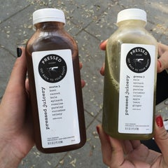 Photo taken at Pressed Juicery by Kristin G. on 2/17/2015