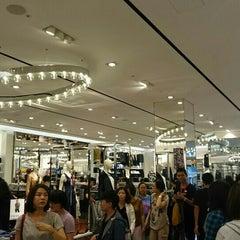 Photo taken at 中友百貨公司 Chung Yo Department Store by Julie C. on 9/18/2015