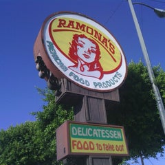 Photo taken at Ramona's Mexican Food by Ronald V. on 9/19/2012