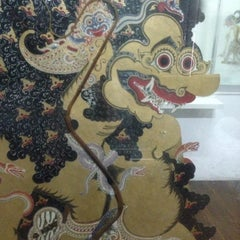 Photo taken at Museum Wayang by Sunghee Y. on 1/4/2015