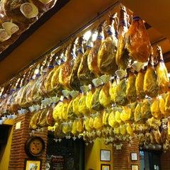 Photo taken at Restaurante La Cueva by Dario T. on 10/3/2014