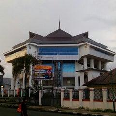 Photo taken at Gedung Joeang 45 by Faishal U. on 4/24/2013