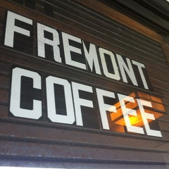 Photo taken at Fremont Coffee Company by DF (Duane) H. on 6/17/2012