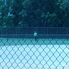Photo taken at Fred J Rolf Park by Wendy M. on 7/11/2014