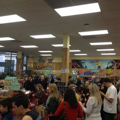 Photo taken at Trader Joe's by Andy L. on 1/1/2013