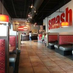 Photo taken at Smashburger by Dave C. on 9/16/2012