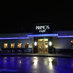 Photo taken at Primos Cafe by Carl B. on 3/13/2016