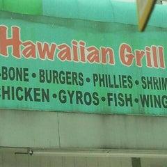 Photo taken at Hawaiian Grill by Lamont S. on 3/4/2013