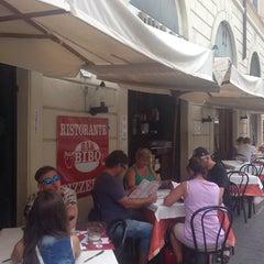 Photo taken at Ristorante Pizzeria Bibo Bar by Alexey S. on 7/26/2014