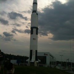 Photo taken at Space Camp by Cami W. on 3/17/2012
