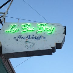 Photo taken at Le Fou Frog by Karen G. on 9/7/2012
