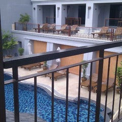 Photo taken at Leelawadee Boutique Hotel Phuket by Virna K. on 6/5/2012