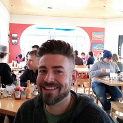 Photo taken at Finn's Cafe by Nate O. on 2/2/2014