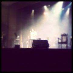 Photo taken at Teatro Municipal Severino Cabral by Gilliard O. on 11/22/2012