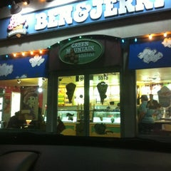 Photo taken at Ben & Jerry's by Erika L. on 12/1/2012
