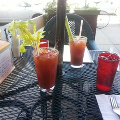 Photo taken at Janik's Cafe by Rachel T. on 9/29/2012