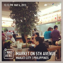 Photo taken at Market on 5th Avenue by Bodie V. on 5/6/2013