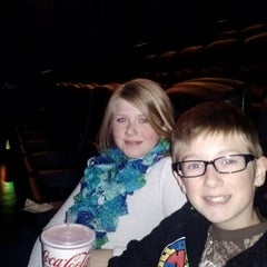 Photo taken at Cinemark Tinseltown 14 - Newgate by Shawn S. on 1/11/2013