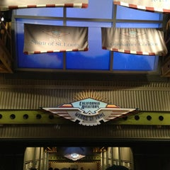 Photo taken at Soarin' Over California by Hiep T. on 7/15/2013