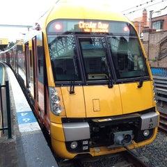 Photo taken at Homebush Station by Mick M. on 5/10/2014