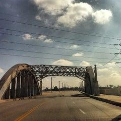 Photo taken at Sixth Street Bridge by Marco B. on 10/7/2012