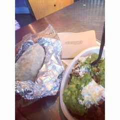 Photo taken at Chipotle Mexican Grill by Janea' G. on 8/8/2014