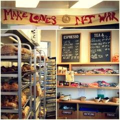 Photo taken at Arizmendi Bakery by Eunice M. on 10/6/2012