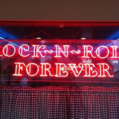 Photo taken at Rockabilly's Diner by Rob on 7/22/2013
