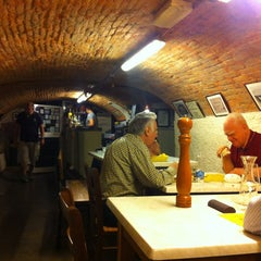 Photo taken at Osteria All'Inferno Dal 1905 by Haynie S. on 6/7/2014