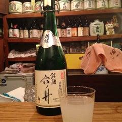 Photo taken at 酒庵 酔香 by Fusako O. on 4/10/2013