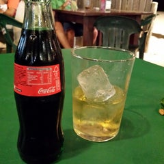Photo taken at Cafe Bar La Cabra II by Jesus G. on 8/1/2014