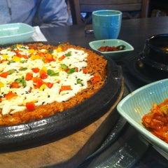 Photo taken at 연타발 by Sohee K. on 12/25/2012