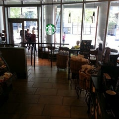 Photo taken at Starbucks by Michael T. on 10/18/2014