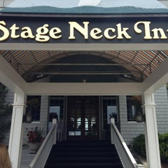 Photo taken at Stage Neck Inn by Robert H. on 8/18/2013