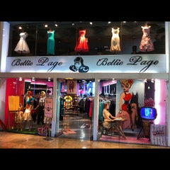 Photo taken at Bettie Page by Paige on 8/26/2012