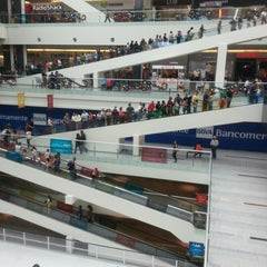 Photo taken at CETRAM El Rosario by Alex N. on 11/18/2012