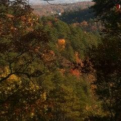 Photo taken at Paris Mountain State Park by Thomas ⚾. on 11/10/2012