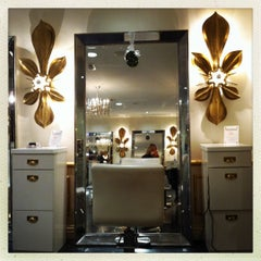 Photo taken at De Berardinis Salon by Kristine B. on 12/27/2012