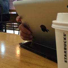 Photo taken at Starbucks by Jay K. on 10/26/2014