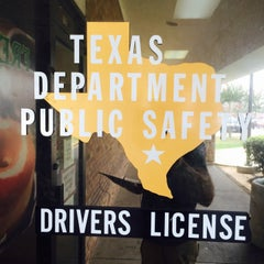 Photo taken at TX DPS - Driver License Office by James K. on 9/15/2015