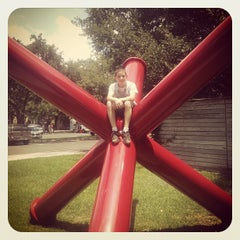 Photo taken at The Menil Collection by Steve G. on 6/22/2012