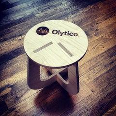 Photo taken at Olytico by Stephen O. on 9/21/2013