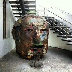 Photo taken at Museo de Arte Contemporaneo by David H M. on 3/25/2013