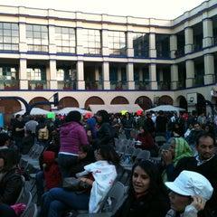 Photo taken at Colegio Salesiano Santa Julia by Ernesto C. on 3/3/2013